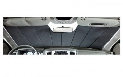 Which Side of Car Sun Shades Should Face Out?
