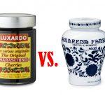 Luxardo Cherries Vs Fabbri Amarena Cherries