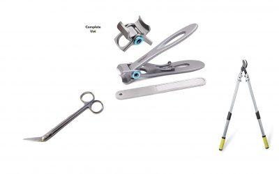 Best long reach toenail clippers