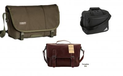 Top 5 Buy for Life Messenger Bags