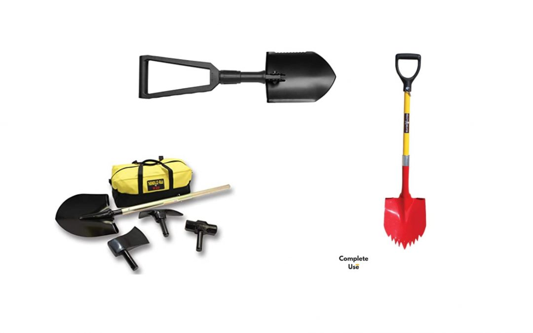 Best Collapsible Emergency Offroad Recovery Shovel