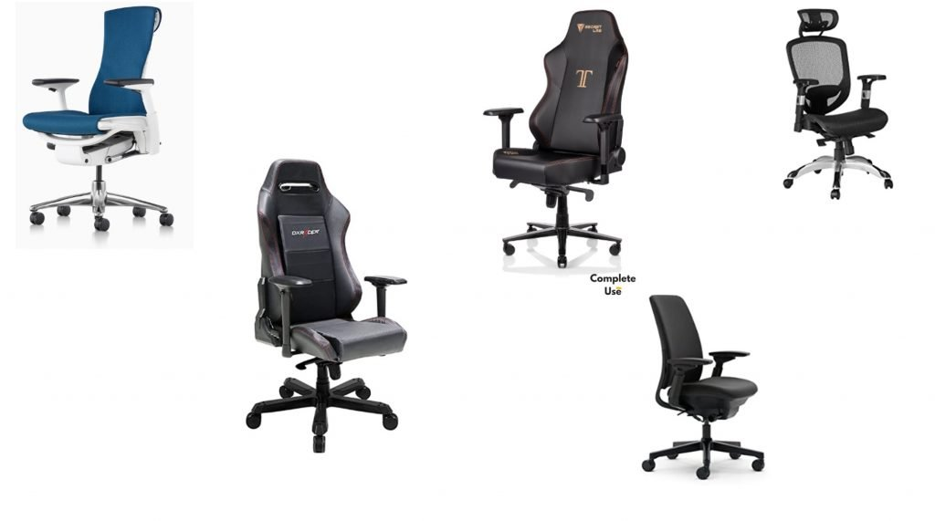 Desk Chair for Long Hours and Posture