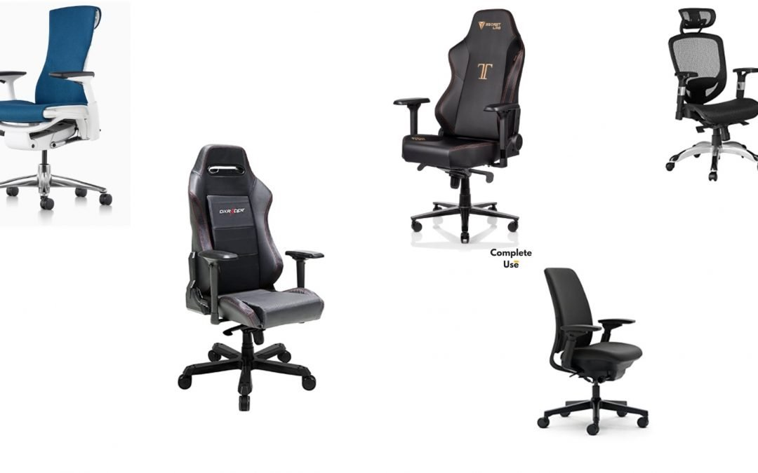 Best Desk Chair for Long Hours and Good Posture