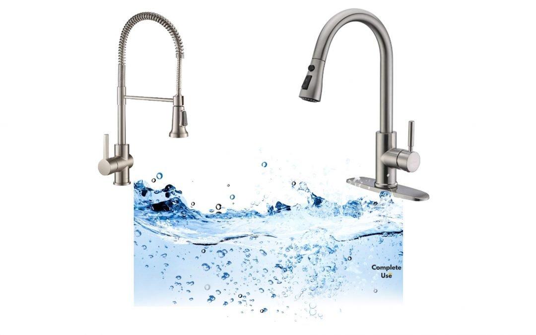 Kitchen Faucet Flow Rate