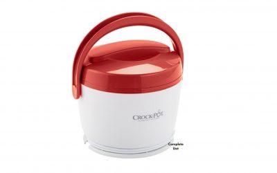 Mini Crock-Pot Lunch Food Warmer