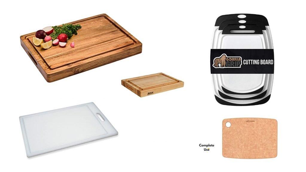 Best Cutting Board According to Reddit