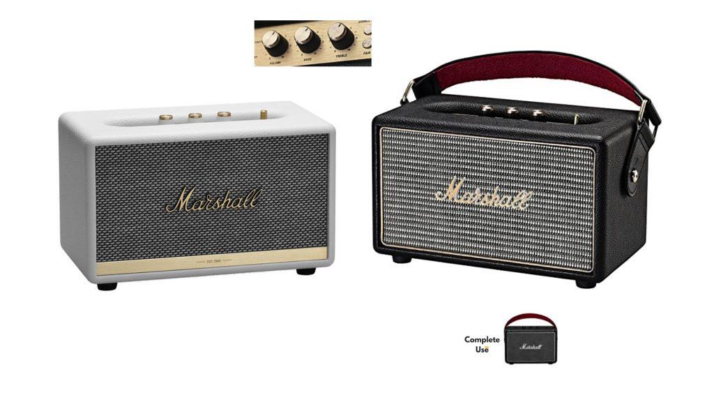 Marshall Speaker for Apartment