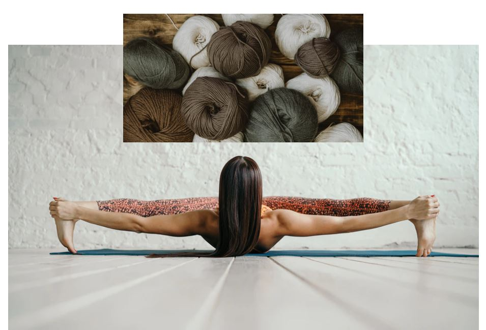 Are wool clothes stretchable?
